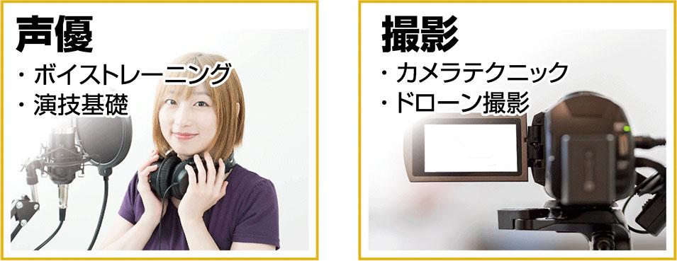 声優・アイドル・マネージャー