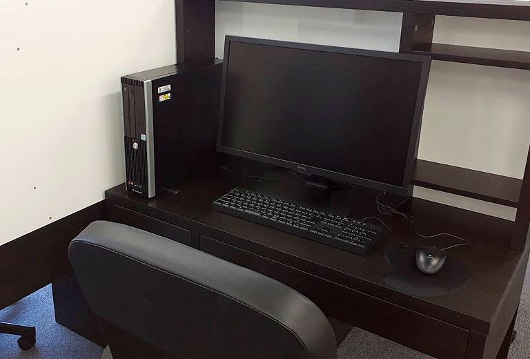PCスペース